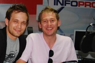 Mircea Solcanu se intoarce la prima lui iubire: Radio InfoPro!