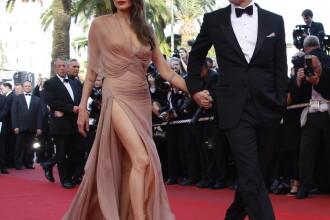 Staruri la Cannes: Brad Pitt, Angelina Jolie si Quentin Tarantino
