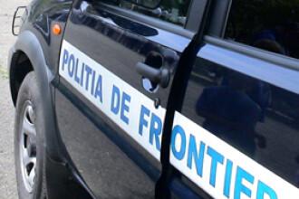 Doi refugiati au trecut ilegal granita in Romania. Ce au spus in momentul in care au fost prinsi de politistii de frontiera