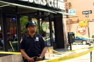 Explozie suspecta la o cafenea din Manhattan