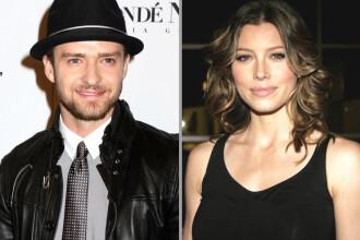 Jessica Biel si Justin Timberlake au devenit parinti. Actrita a nascut un baietel care se va numi Silas Randall