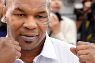 Mike Tyson a fost arestat dupa ce a lovit un paparazzo!