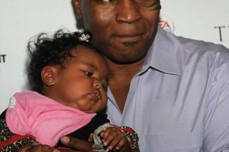 Fetita lui Mike Tyson a murit!