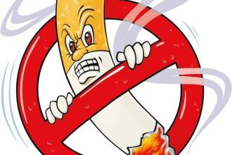 Fumatorii ard grasimile mai repede?