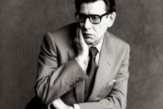 Colectie - omagiu Yves Saint Laurent, la Bucuresti