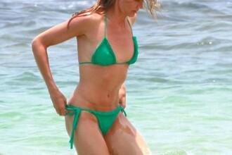 Cameron Diaz, singurica la plaja in Hawaii! Ai vrea sa o consolezi?
