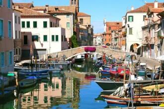 Chioggia, orasul-statiune din laguna Venetiei