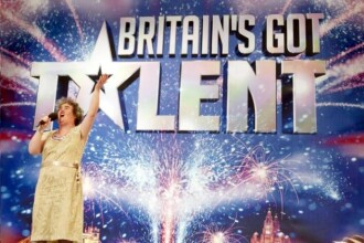 Susan Boyle a piedut finala concursului