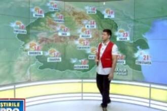 Afla cum va fi vremea astazi in Europa si in tara!