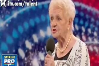 UIMITOR! La 80 de ani canta mai bine ca Edith Piaf! VIDEO