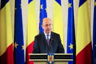 Basescu: Romania, departe de categoria tarilor in dificultate
