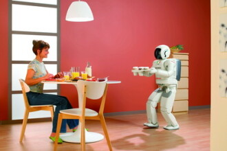 Ati auzit de robotul ospatar? Chinezii au deschis primul restaurant hi tech