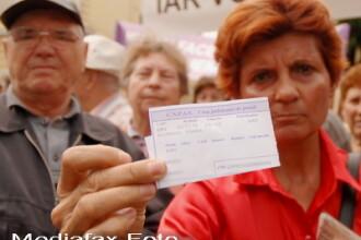 Pensionarii isi cauta dreptatea in tribunal. Vor o pensie calculata corect!