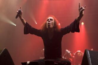 A murit un mare artist al muzicii rock: Ronnie James Dio!