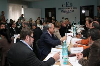 Sindicatele au boicotat sedinta CES. Legea salarizarii nu a fost avizata