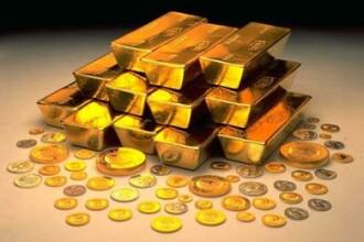 China a batut recordul mondial de exploatare a aurului in 2010. Ce urmeaza