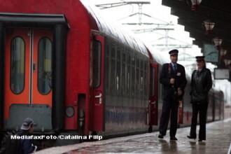 Hotii de fier vechi, opriti cu focuri de arma in gara din Craiova