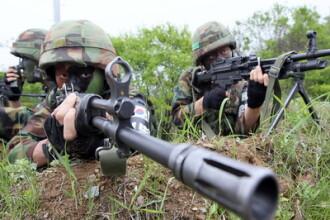 Coreea de Nord si Coreea de Sud: in prag de razboi!
