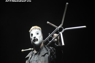 A murit basistul trupei de rock-metal Slipknot
