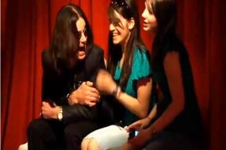 Ozzy Osbourne si-a speriat fanii intr-un muzeu de ceara! Vezi VIDEO