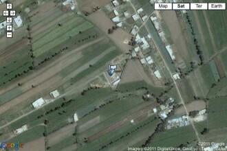 IMAGINI din satelit cu vila de 1 mil. de dolari unde a fost ucis bin Laden