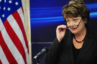 Oficialul SUA, Ellen Tauscher: