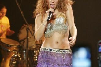 Shakira vrea sa manance sarmale de post la concertul de la Bucuresti