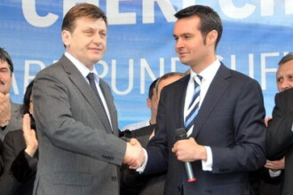 USL a castigat primaria orasului Baia Mare. Catalin Chereches, noul edil