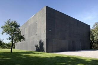 Casa care te apara de Apocalipsa. Unde se afla cubul de beton si cum arata