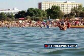 Vremea la munte strica planurile turistilor. 140.000 de oameni au avut o surpriza meteo pe litoral