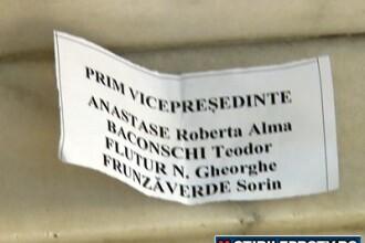 Cum s-a votat la PDL. Delegatii au primit liste cu numele
