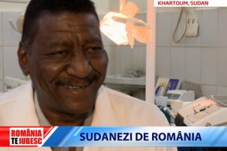 Romania din Sudan. Africanii care vorbesc, iubesc si simt romaneste