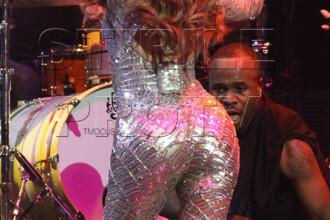 Un super-model britanic a vrut sa fie ca Jennifer Lopez si acum nu mai poate sa stea pe scaun