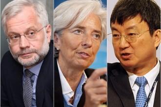China vrea controlul banilor. Pe cine vad francezii si rusii la sefia FMI