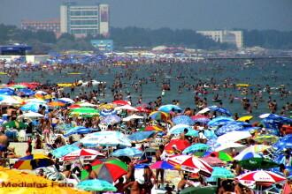 5 milioane de euro in doua zile, cheltuite de turisti. Clasamentul preturilor de pe litoral
