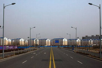 Desertul ultra-modern: oras construit pentru 1 milion de oameni, in care nu locuieste nimeni