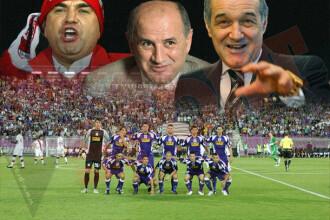 Poli a fost RETROGRADATA! Cum isi vor imparti Steaua, Rapid si Dinamo jucatorii Timisoarei