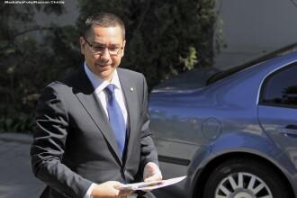Victor Ponta: Miercuri, la ora 17.00, voi avea o prima intalnire cu membrii propusi ai Cabinetului