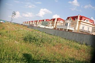 Scandal in Pipera. Cum a ajuns o zona de lux cu vile de sute de mii de euro pe marginea prapastiei