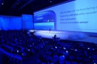 Samsung Galaxy S3 a fost lansat la Londra.