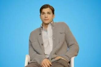 Reclama interzisa dupa o zi, pentru rasism. Ce rol joaca in spotul publicitar Ashton Kutcher. VIDEO