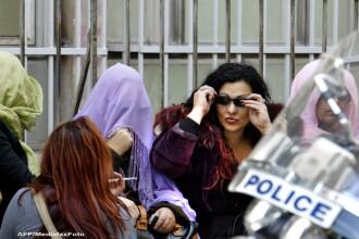 Autoritatile franceze au eliminat o retea de prostituate romance, care faceau sex-tururi. Afacerea era condusa din inchisoare