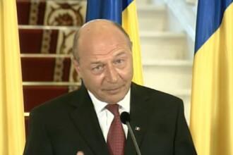 Basescu: Dosarele lui Nastase au pornit de la oameni din partidul lui