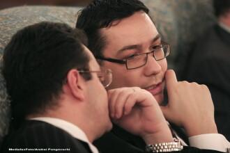 Premierul Ponta la MAI: