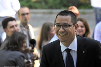 Toate testele nationale vor fi supravegheate video, la fel ca Bacalaureatul, anunta premierul Ponta