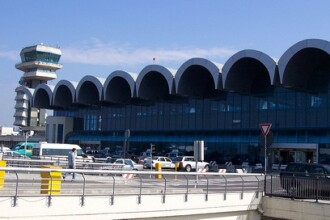 Noul director al Aeroportului Henri Coanda este Cornel Poterasu. Initial, el fusese demis in august