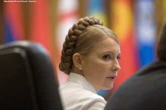 Iulia Timosenko cere ajutorul UE pentru a-l marginaliza pe Victor Ianukovici