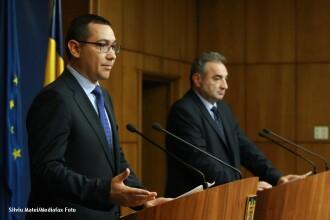 Ponta: Vom taia din cheltuielile Fondului de rezerva pentru a acoperi impactul reducerii TVA si CAS