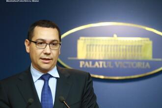 Ponta se gandeste la o taxa de solidaritate pentru bugetarii cu