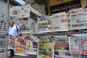 Autoritatile se pregatesc pentru ce e mai rau. Efectele crizei politice din Grecia asupra Romaniei